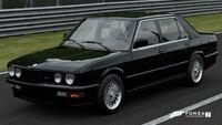 FM7 BMW M5 88 Front