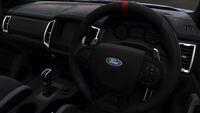 FH4 Ford Ranger Raptor Interior