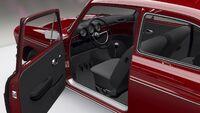 FH4 VW Notchback Interior