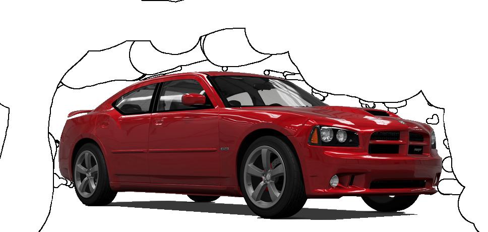 Dodge Charger SRT8 (2006)