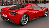 FH3 Ferrari 488 Rear