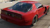 FM7 Pontiac Firebird 87 Rear FE