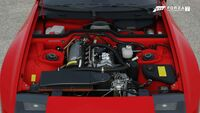 FM7 Porsche 924 Engine