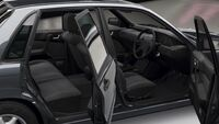 FH4 Mitsubishi Galant VR-4 Interior2