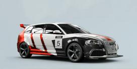 FM5Navbox Audi RS3SportbackLCE