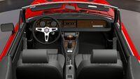 FH3 Fiat 124 Interior