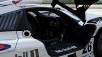 FM6 Porsche 911 GT1 98 Interior
