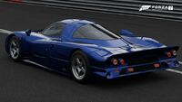 FM7 Nissan R390 Rear