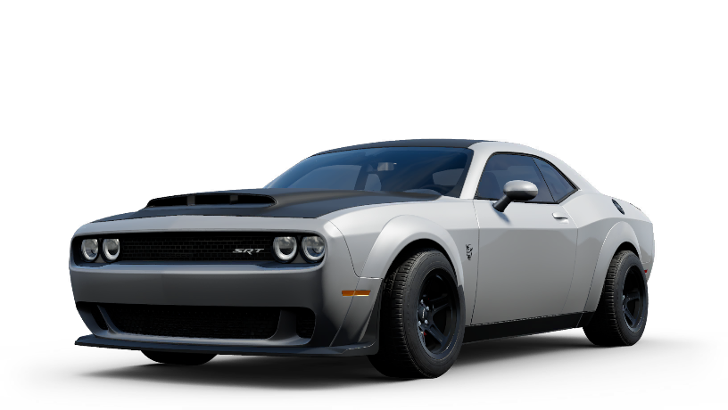 Dodge Demon Fast & Furious Edition