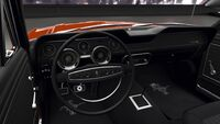 FH4 Ford Mustang 68 Interior