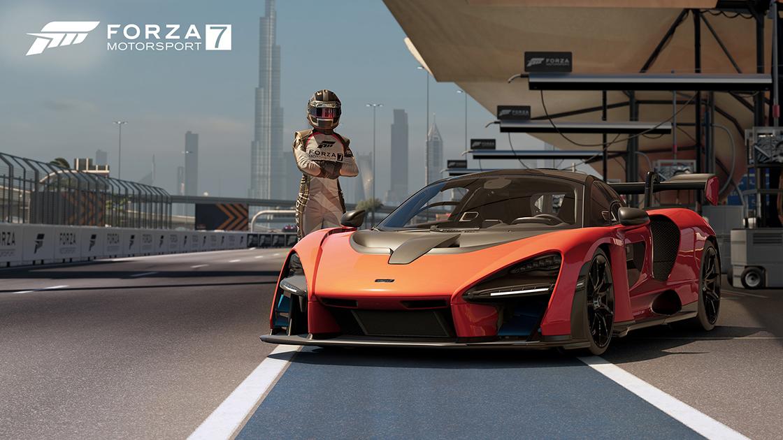Forza Motorsport 7/April Update (2019)