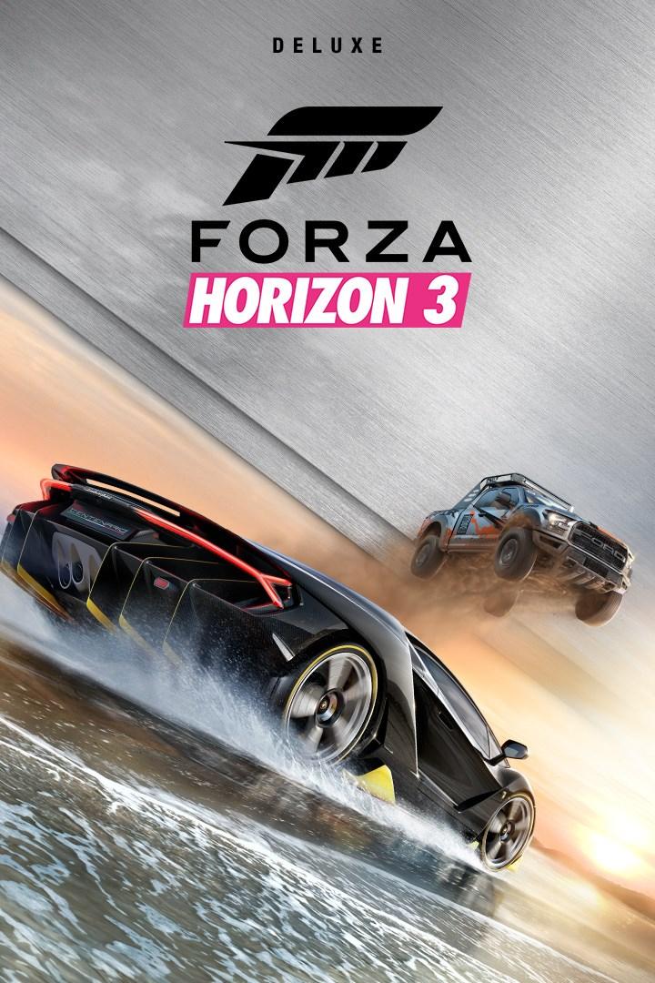 Forza Horizon 3/Deluxe Edition
