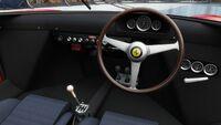 FH3 Ferrari 250LM Interior