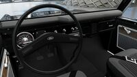 FH3 Ford Bronco Interior