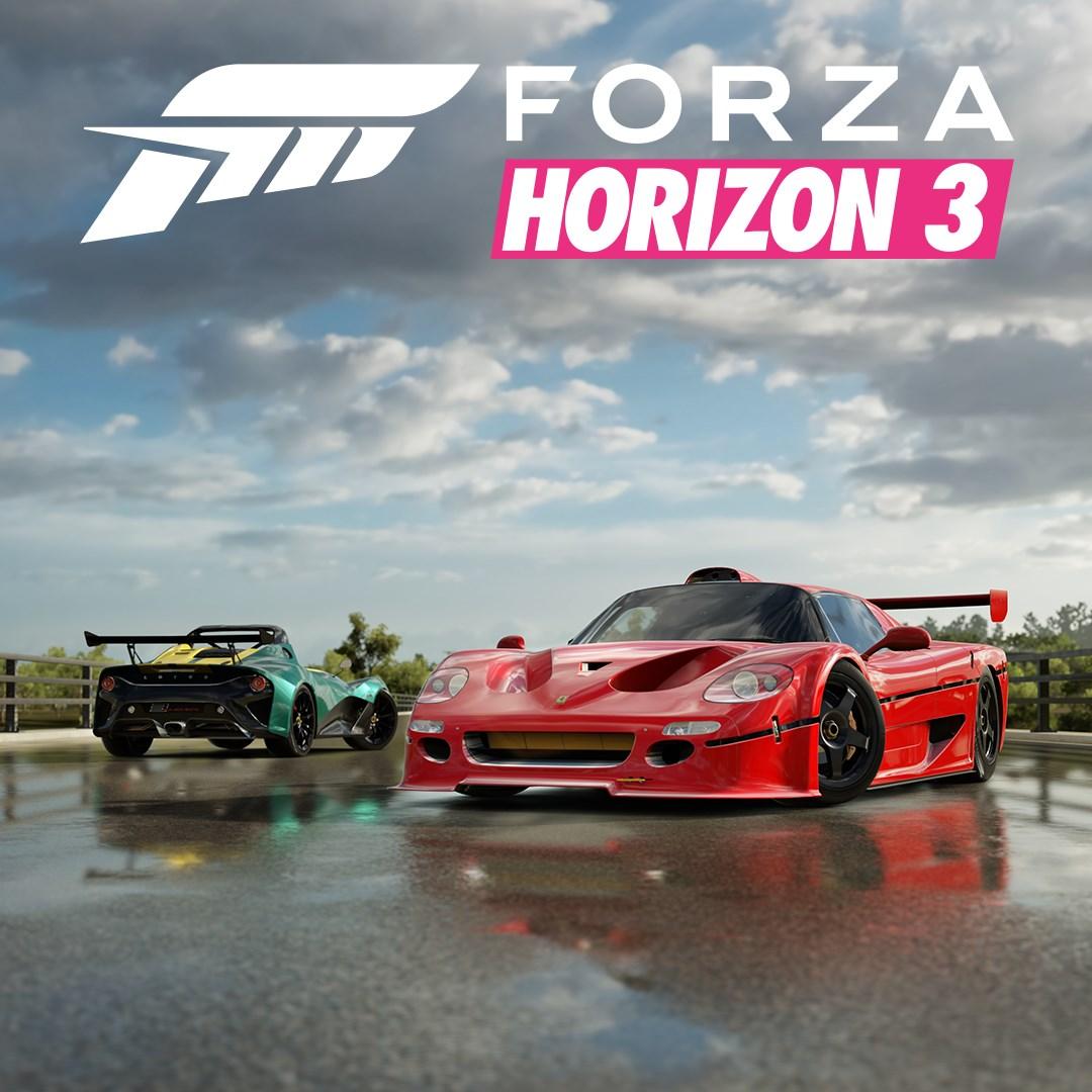 Forza Horizon 3/Mountain Dew Car Pack