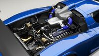 FH4 Maserati MC12 Versione Corsa Engine
