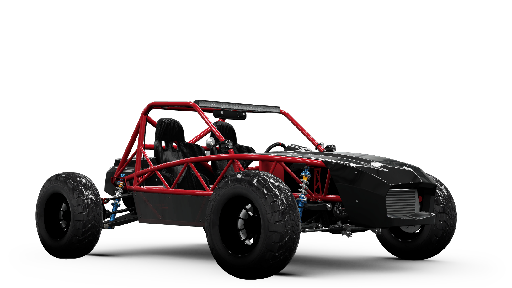 Exomotive Exocet Off-Road