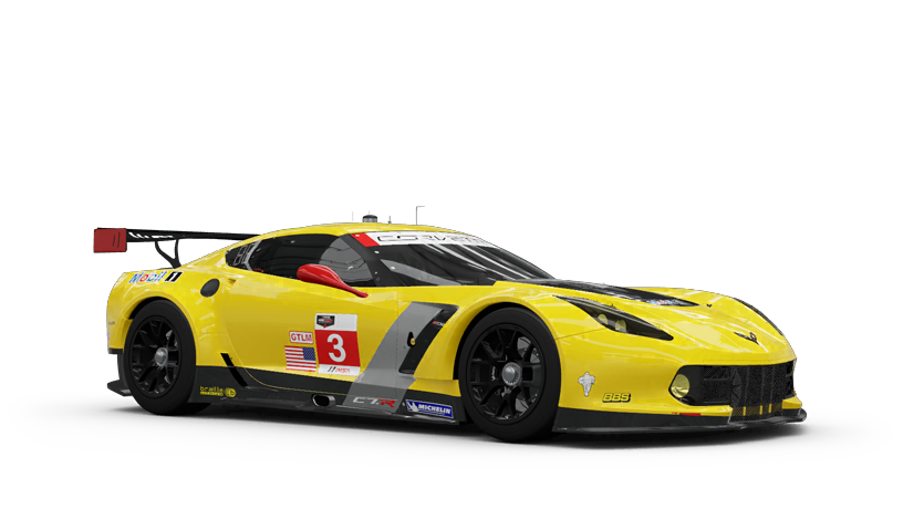 Chevrolet 3 Corvette Racing Corvette C7.R