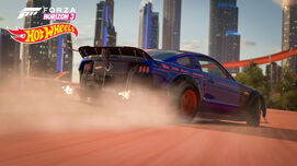 FH3 HW Ford Mustang Official