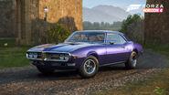 FH4 Pontiac Firebird 68 Promo