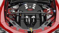 FH4 Alfa Stelvio Engine