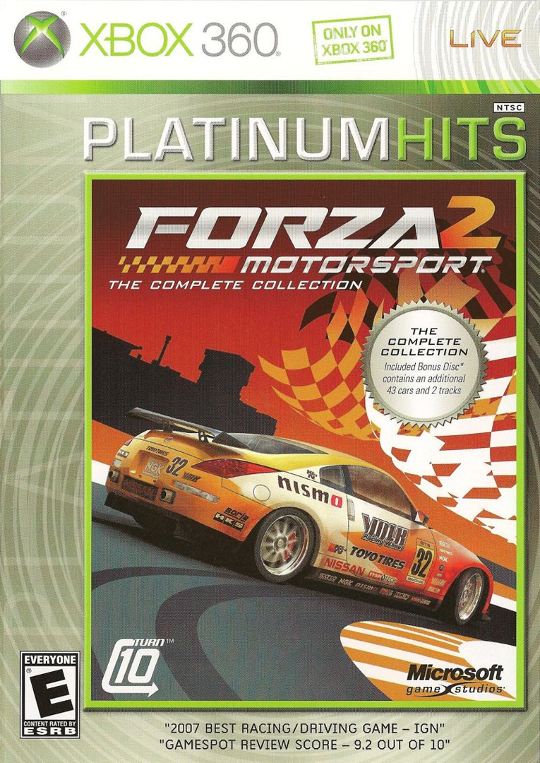 Forza Motorsport 2/The Complete Collection
