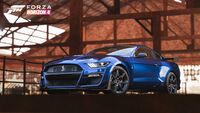FH4 Ford Mustang Shelby GT500 Promo
