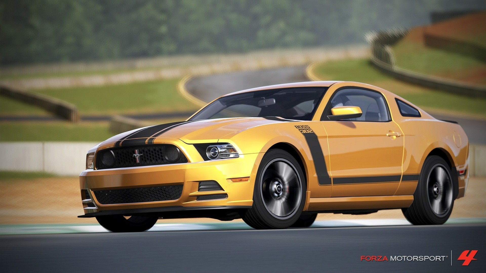 Forza Motorsport 4/August Playseat Car Pack
