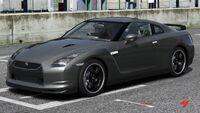 FM4 Nissan GTR-SpecV