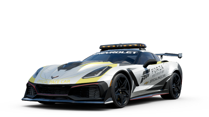 Chevrolet Corvette ZR1 Pace Car