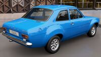 FH3 Ford Escort RS1600 Rear