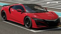 FM7 Acura NSX 16 Front