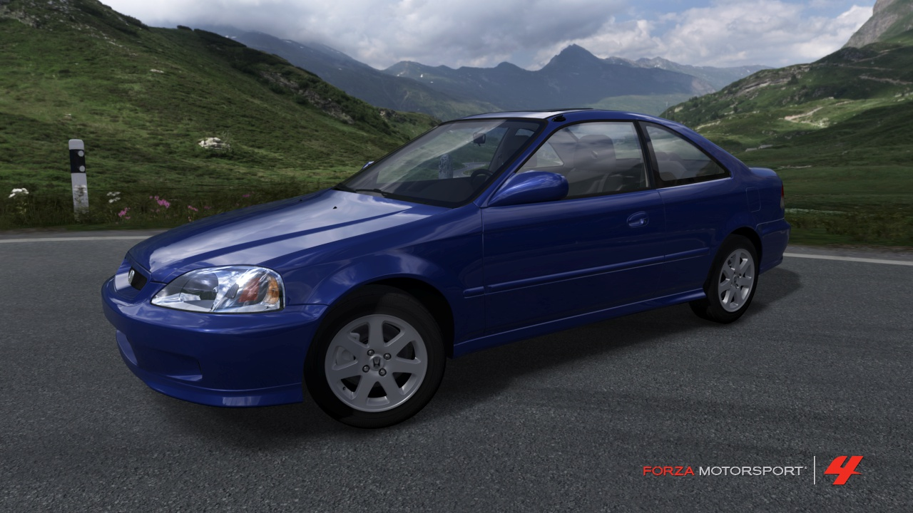 1999 Civic Si Coupe Forza Motorsport 4 Wiki Fandom