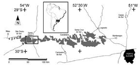 Geopark of Paleorrota