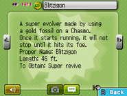 Blitzigon Fossilary FFC