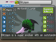 Blitzigon Rank 20 FFC