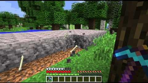 Minecraft Dinosaur Mod Block Exploration Fossil Block-0