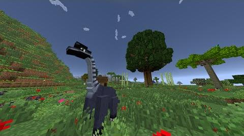 MC Modded Attack of The S-Team 2 6 - Brachiosaurus!