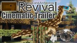 Fossils and Archeology Mod Revival 1.12.2 - Cinematic Trailer