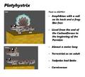 Platyhystrix preview