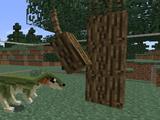 Tethered Log