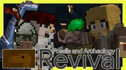 Fossils and Archeology - Revival ( Roleplay ) - 8.0.4 Update RevivalMod Dinosaurs Braigar