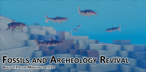 Fossils and Archeology Mod Revival Wiki
