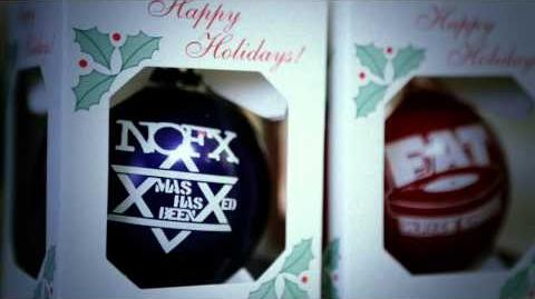 "NOFX ""Xmas Has Been X'ed"" (Official Video)"