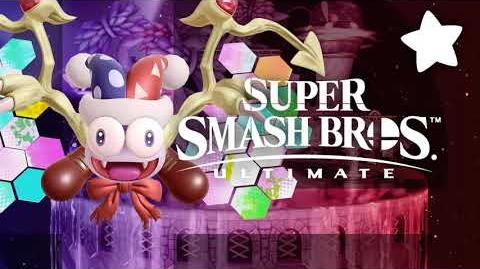 Vs. Marx - Super Smash Bros