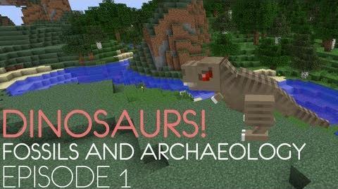 Minecraft Dinosaurs! - Episode 1