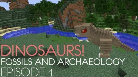 Minecraft Dinosaurs! - Episode 1