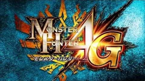 Battle Gogmazios (phase 2) 【ゴグマジオス戦闘BGM2】 Monster Hunter 4U soundtrack rip