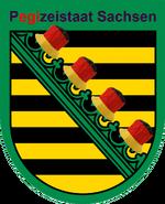 Pegizeistaat Sachsen