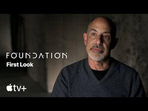 Foundation — First Look - Apple TV Plus